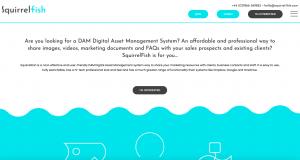 digital asset management software squirrelfish login